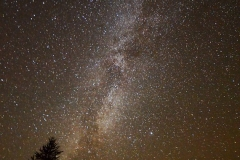 Milky Way from Maple Pass